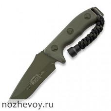 Нож Microtech Currahee S/E, оливковый 102-1OD