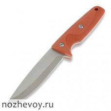 Нож выживания EKA Nordic W12, оранжевый - nozhevoy.ru с доставкой по России
